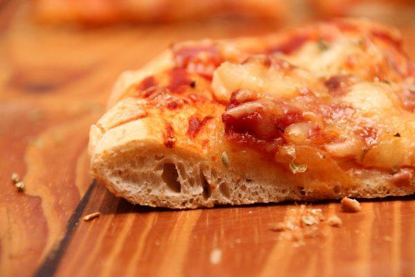 Pizzateig - original Pizza napoletana