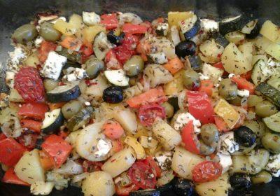 Gemüseauflauf Provoncial