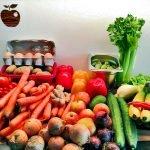 Putzverlust bei Gemüse
