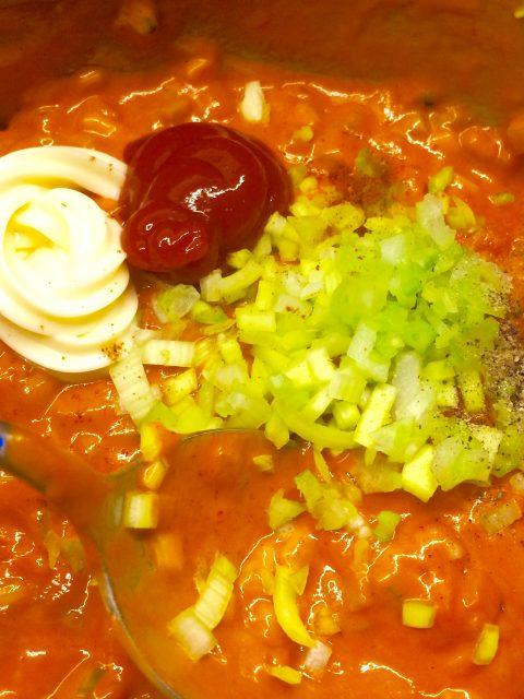 Hamburger-Sauce