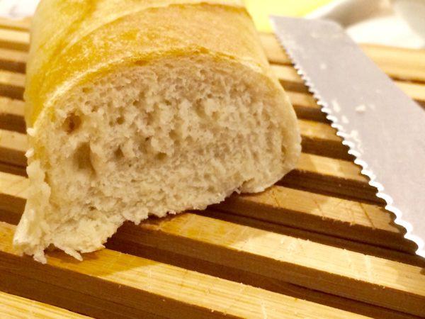 Baguette schnell und einfach