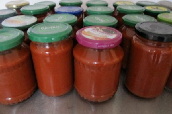 Tomaten Grundsauce
