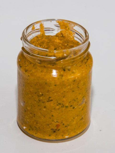 Tomaten Brotaufstrich