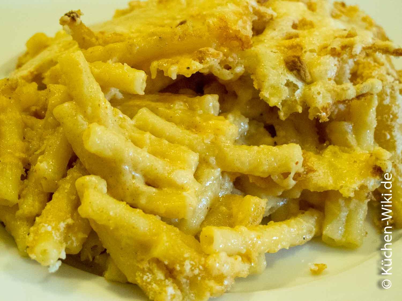 Maccaroni mit Käse